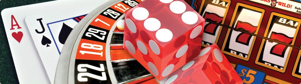 Casino spill